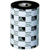 Zebra 3200 Wax/Resin - Farbband - 1 x Schwarz -...