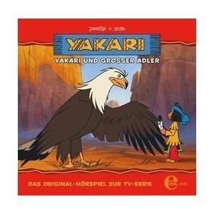 Edelkids Yakari-(1)HSP z.TV-Serie-Yakari Und Gr...