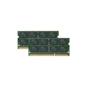 Mushkin Essentials - DDR3 - 4GB : 2 x 2GB - SO-DIMM, 204-polig - 1333 MHz / PC3-10666 - CL9 (996646)