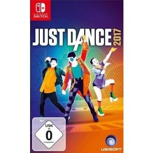 Nintendo Just Dance 2017 Standard Switch Deutsch Videospiel (300091900) - broschei