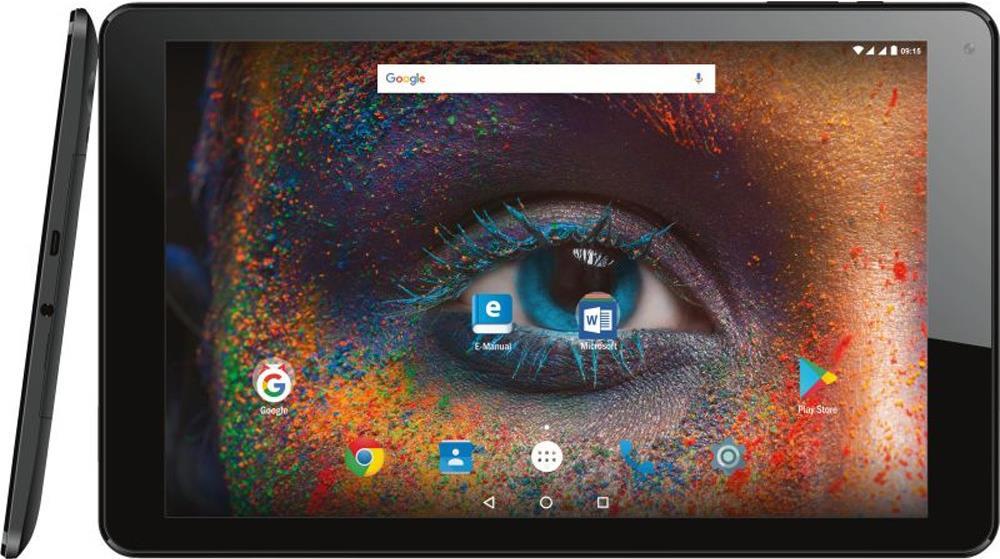 Odys Falcon 10 plus 3G Dual Sim Tablet, 25,40cm...