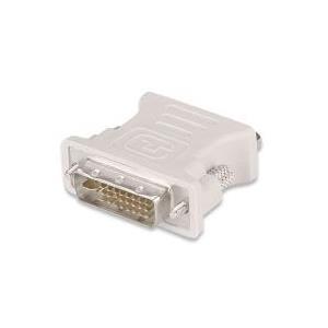Manhattan - VGA-Adapter - DVI-I (M) - HD-15 (W) (328883)