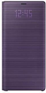 Taschen, Hüllen - Samsung LED View Cover EF NN960 Flip Hülle für Mobiltelefon violett für Galaxy Note9 (EF NN960PVEGWW)  - Onlineshop JACOB Elektronik