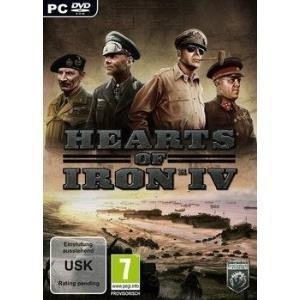 Paradox PC - Spiel »Hearts of Iron IV« jetztbilligerkaufen