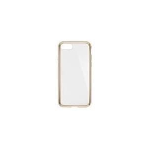 Belkin SheerForce Elite - Hintere Abdeckung für Mobiltelefon - Polycarbonat - Gold - für Apple iPhone 7, 8 (F8W849BTC02)