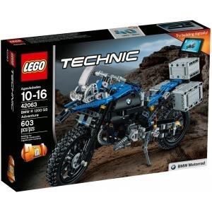 LEGO Technic BMW R 1200 GS Adventure 603Stück(e...