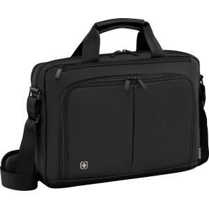 Computertaschen - Wenger SOURCE Notebook Tasche 40,6 cm (16) Schwarz (601066)  - Onlineshop JACOB Elektronik