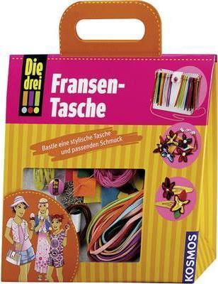 Kosmos 635053 Kunstleder Schmuckdesign-Set für ...