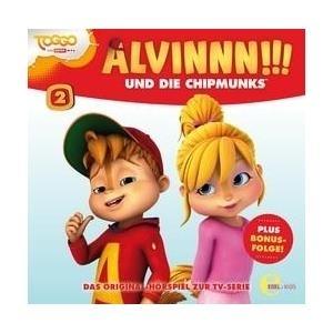 Edelkids Alvinn!!! und die Chipmunks 2-Gemeinsa...