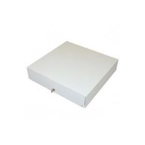 CASH BASES Untertischhalterung weiß für Slimline EuroPlus passend zu SLIM-1038/0631/1023 (18998-665)