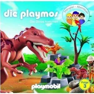Edel Die Playmos Die Dinos kommen (1066065FFI)