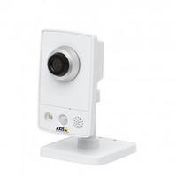 AXIS M1054 Network Camera - Netzwerk-Überwachungskamera - Farbe - 1280 x 800 - feste Irisblende - Audio - LAN 10/100 - MJPEG, H.264 - GS 5 V/PoE (Packung mit 10)