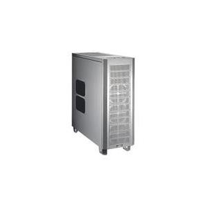Computergehäuse - Lian Li PC A79A Full Tower Erweitertes ATX ohne Netzteil Silber USB Audio E SATA (PC A79A)  - Onlineshop JACOB Elektronik