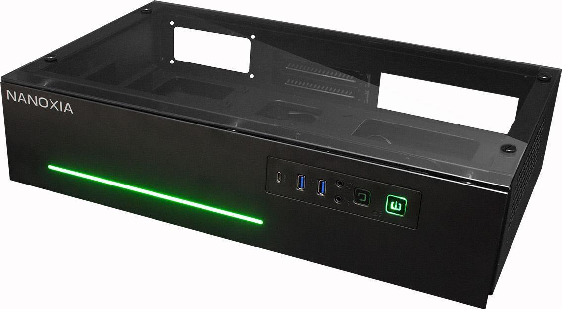Nanoxia Project S Mini bk ITX (600066525)