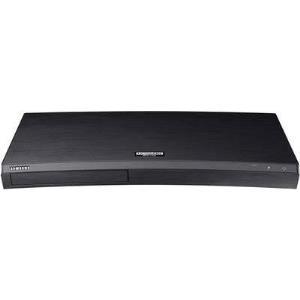 DVD Player, Blu Ray - Samsung UBD M9500 EN BluRay Player UHD Curved Display 3D Smart Hub WLAN USB schwarz (UBD M9500 EN)  - Onlineshop JACOB Elektronik