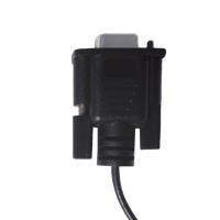 Datalogic RS232 Kabel RS-232 Anschlusskabel, DB9P, Beetle, externer Stromanschluss, Farbe: grau, 4,5m (8-0730-55) jetztbilligerkaufen