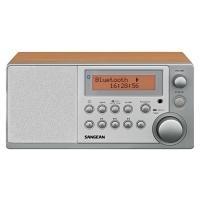 Sangean-DDR-31BT - Radiouhr - 5 Watt - Nußbaum ...