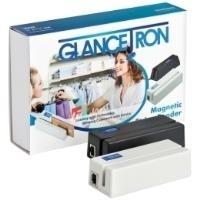 Glancetron 1290, Multi-IF, schwarz Magnetkartenleser (3 Spuren, programmierbar), Multi Interface (RS232, KBW, USB), separat bestellen: Schnittstellenkabel, Maße (BxHxT): 115x46x34mm, Farbe: schwarz (JC-1290M6U-21)