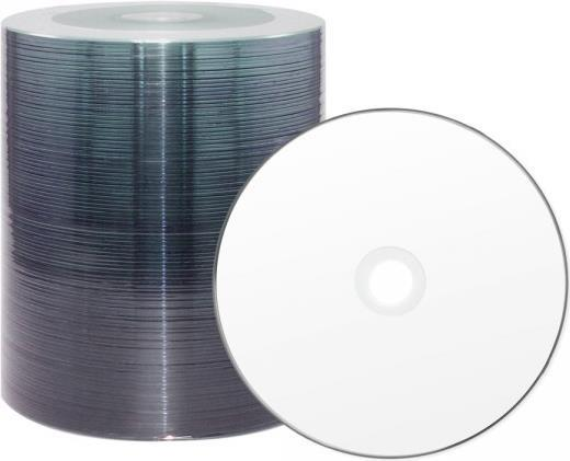 XLayer DVD-R 4.7GB XLayerPro 16x Inkjet white Full Surface Full Metalized 100er Bulk (104616)