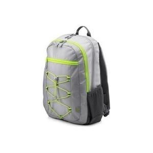 Computertaschen - HP Active Notebook Tasche 39,62 cm (15.6) Grau, Neongelb (1LU23AA ABB)  - Onlineshop JACOB Elektronik