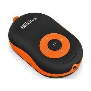 CD, MP3 Player - TrekStor i.Beat soundboxx MP3 Player BT Lautsprecher black ora (69216)  - Onlineshop JACOB Elektronik