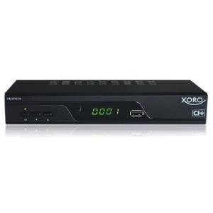 TV, SAT Receiver - XORO HRK 8760 CI Kabel Receiver HD Kabelreceiver PVR Ready schwarz (SAT100517)  - Onlineshop JACOB Elektronik