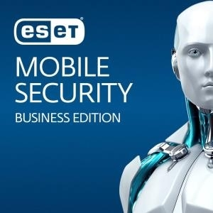 ESET Mobile Security Business Edition - Erneuerung der Abonnement-Lizenz (3 Jahre) 1 Platz Volumen Level B5 (5-10) Pocket PC, Symbian OS (EMSB-R3B5)