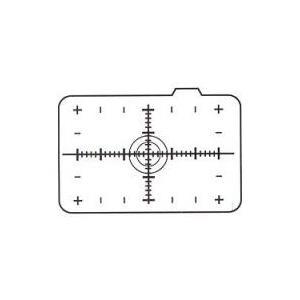Canon EC-H - Mattscheibeneinsatz - für EOS 1, 1D, 1D Mark II, 1D Mark II N, 1Ds, 1Ds Mark II, 1N, 1N RS, 1V, 1V HS, 3 (4724A001)