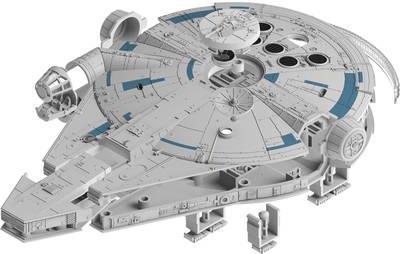 Revell 06767 Millenium Falcon Science Fiction B...