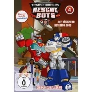 Edel Transformers:Rescue Bots - Die Rückkehr de...