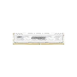 Crucial Ballistix Sport LT - DDR4 - 8 GB - DIMM 288-PIN - 2400 MHz / PC4-19200 - CL16 - 1.2 V - ungepuffert - nicht-ECC (BLS8G4D240FSC)