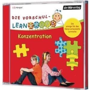 Random House Die Vorschul-Lernraupe: Konzentrat...