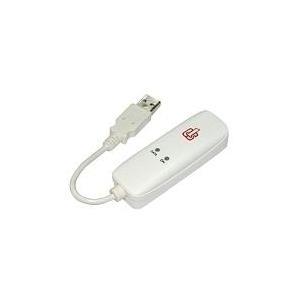 Longshine LCS-8156C1 - Fax / Modem - extern - USB - 56 Kbps - V.90, V.92 (80072)