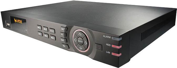 Lupus Electronics 13501 Schwarz Digitaler Video...