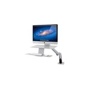 Ergotron Monitor-Tischhalterung 55,9cm (22 ) - 68,6cm (27 Neigbar+Schwenkbar WorkFit-A jetztbilligerkaufen