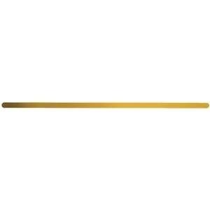 LEITZ Metall-Aufreihband für ALPHA-Hängeregistratur goldfarben lackiert (1712-00-00)