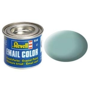 Revell Hellblau - matt 14 ml-Dose Farbe Blau Kunstharz Emaillelackierung Zinn (32149)