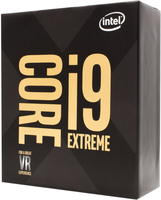 Intel Core i9 Extreme Edition i9-9980XE - 3 GHz - 18 Kerne - 36 Threads - 24.75 MB Cache-Speicher - LGA2066 Socket - Box