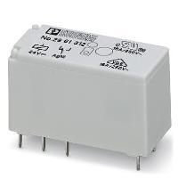 Phoenix Contact Printrelais 120 V/AC 16 A 1 Wechsler REL-MR-120AC/21HC 10 St. - broschei