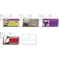 Sigel Design Folding Cards DC402 Favourite - Gl...