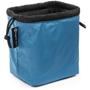 Tamrac Goblin Body Pouch 1.4 - Beutel Universal Schwarz Blau Nylon 110 x 130 90 mm (TA-T114043)