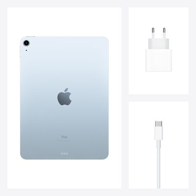 "Apple 10.9""  iPad Air Wi-Fi (MYFY2FD/A) (Bild #3)"