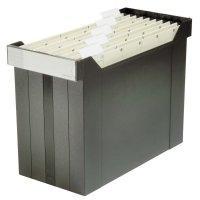 Elba Suspension File Box go Set - with Contents...