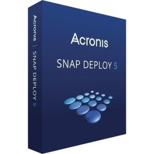 Acronis Snap Deploy for PC - (v. 5) - Lizenz + ...
