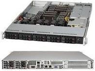 Computergehäuse - Supermicro SC116 AC2 R706WB2 Rack einbaufähig 1U verbessertes, erweitertes ATX SATA SAS PCI Express Hot Swap 750 Watt Schwarz USB  - Onlineshop JACOB Elektronik
