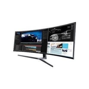 Samsung LC49HG90DMU 124cm (49 Zoll) Gaming-Monitor AMD FreeSync EEK:B - broschei