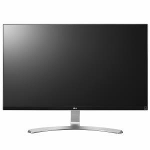 LG 27UD68-W 68,58cm (27 ) 4K LED Monitor EEK: B mit IPS-Panel, DisplayPort, HDMI und FreeSync (27UD68-W)
