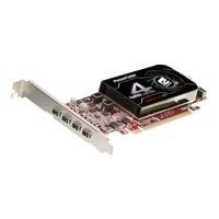 PowerColor RADEON R7 250 - Eyefinity 4 LP Edition - Grafikkarten - Radeon R7 250 - 2 GB GDDR5 - PCI Express 3.0 Low Profile 4 x Mini DisplayPort (AXR7 250 2GBD5-4DL)
