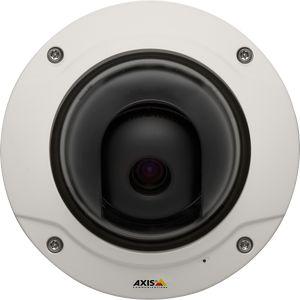 AXIS Q3504-V Network Camera - Netzwerk-Überwachungskamera - Kuppel - staubdicht/wasserdicht/vandalismusresistent - Farbe (Tag&Nacht) - 1280 x 720 - 720p - Automatische Irisblende - verschiedene Brennweiten - Audio - 10/100 - MPEG-4, MJPEG, H.264, AVC - Po