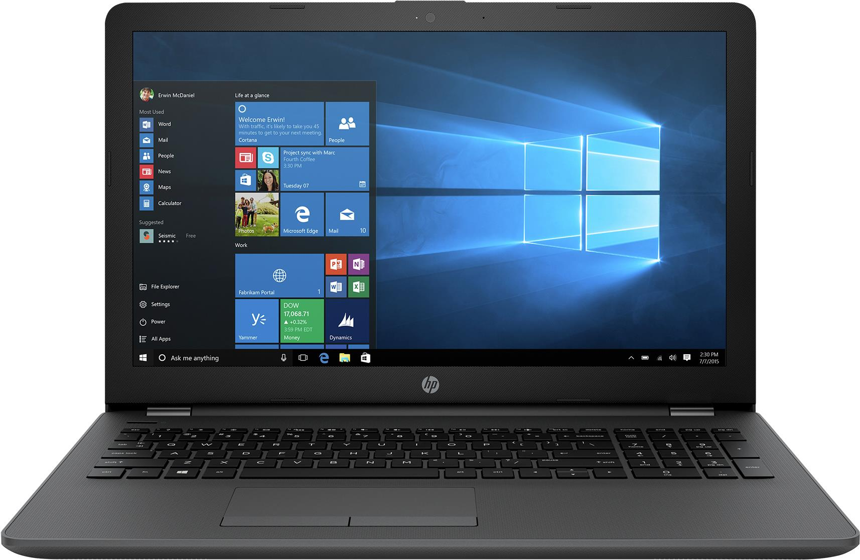 Notebooks, Laptops - Pavilion G6 39 15.6' Notebook AMD A 2,9 GHz 39,6 cm (2UC41ES ABD)  - Onlineshop JACOB Elektronik